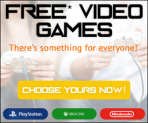 Free Video Games Offer