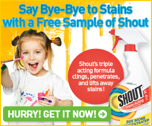 Free Sample of Shout