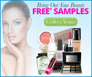 Beauty Product Samples