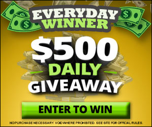 Everyday Winner Sweeps