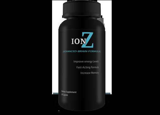 ION Z Brain Supplement Pills Reviews