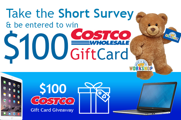 Take A Short Survey And Be Entered To Get 100 Gift Card Costco EXPIRED