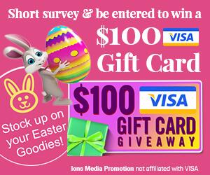 100 visa gift card for easter expired freestuff 100 visa gift card for easter expired negle Choice Image