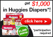 Huggies gift card