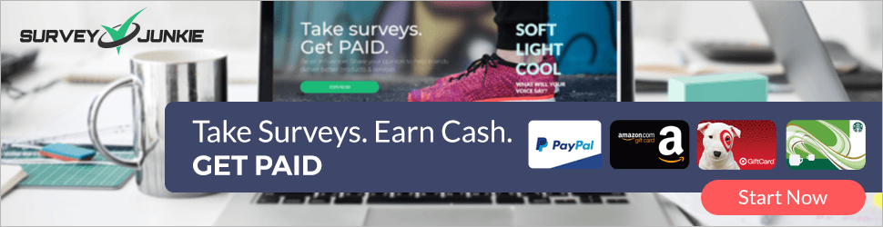 Earn Money With Surveys At Home