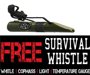 survival whistle