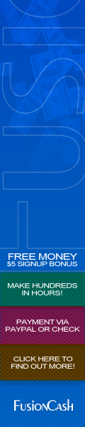Free money 5$ signup bonus