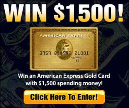 1500$ American Express Gift Card