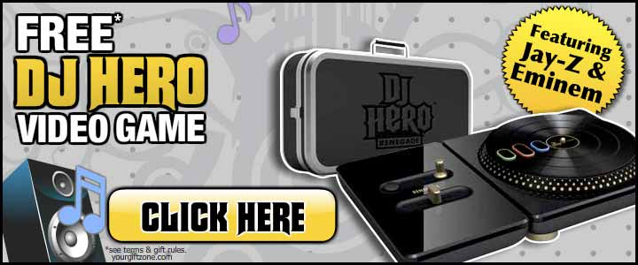 Free copy of Dj hero game to download