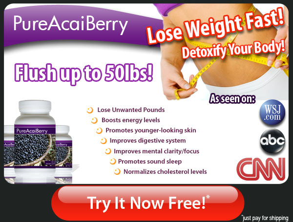 Acai-Voted 2008 Diet of the Year