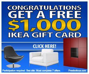 ha07 blog archive 1000 ikea gift card. Black Bedroom Furniture Sets. Home Design Ideas
