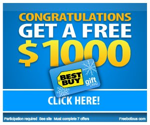 Discount gift card free stuff free 1000 best buy gift card negle Choice Image