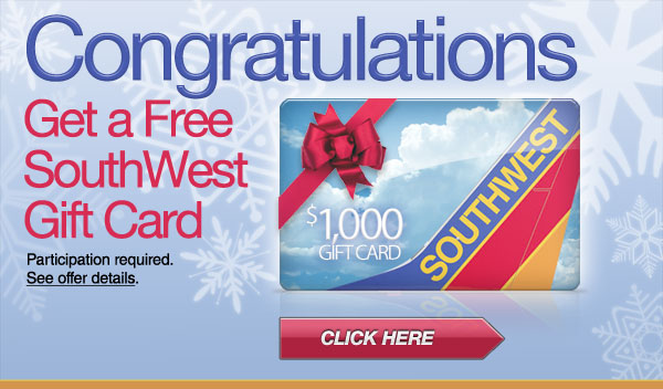 Get promo codes for southwest airlines