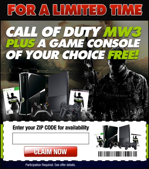 New Free Call of Duty