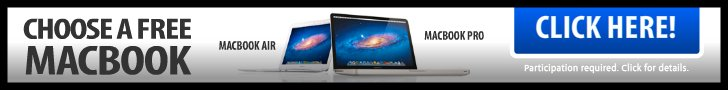 Get a Free MacBook Pro