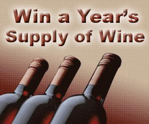 Win a Year Supply of Wine