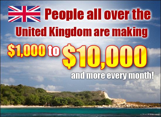 UK money makers