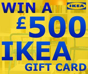 500£ Ikea Gift Card