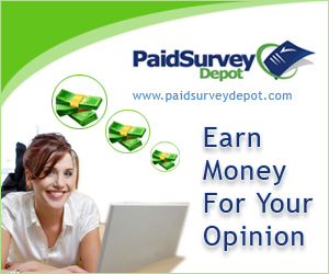 Get paid for taking surveys
