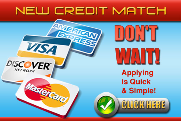 New matched credit card