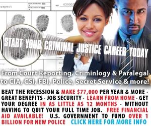 become a criminal investigator