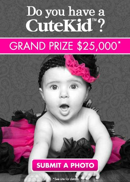 Thecutekid grand prize