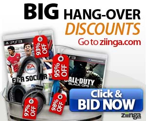 Free sign up to online auctions.Very low prices
