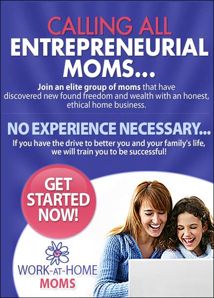 Work at home moms - US offers