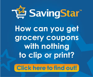 Savingstar grocery cards and coupons