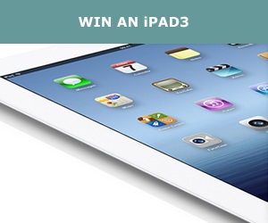 Win iPad 3 survey