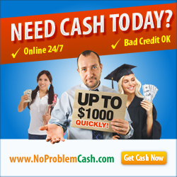 quick cash advances loans