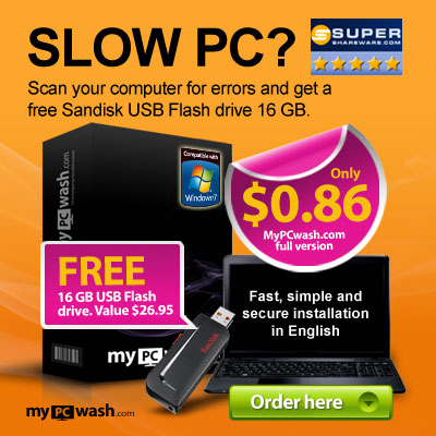 PC cleaning software
