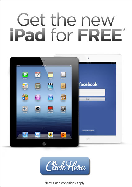 The new iPad free