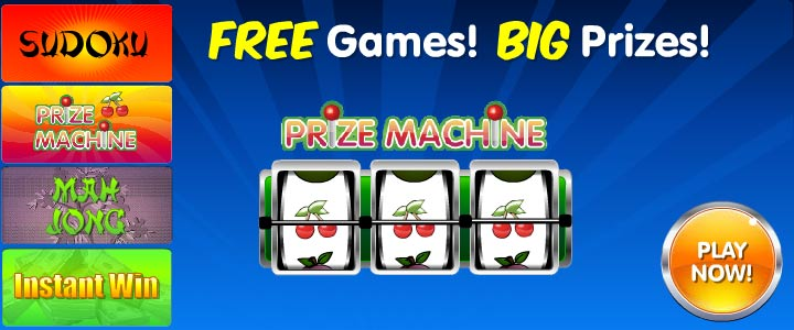 Sudoku - Free games and big prizes