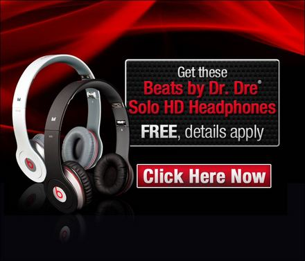 Free Solo HD Headphones